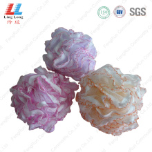 Lace lightly mesh sponge ball