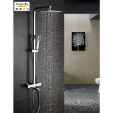 Thermostatic Rain Shower Mixer Faucet Set