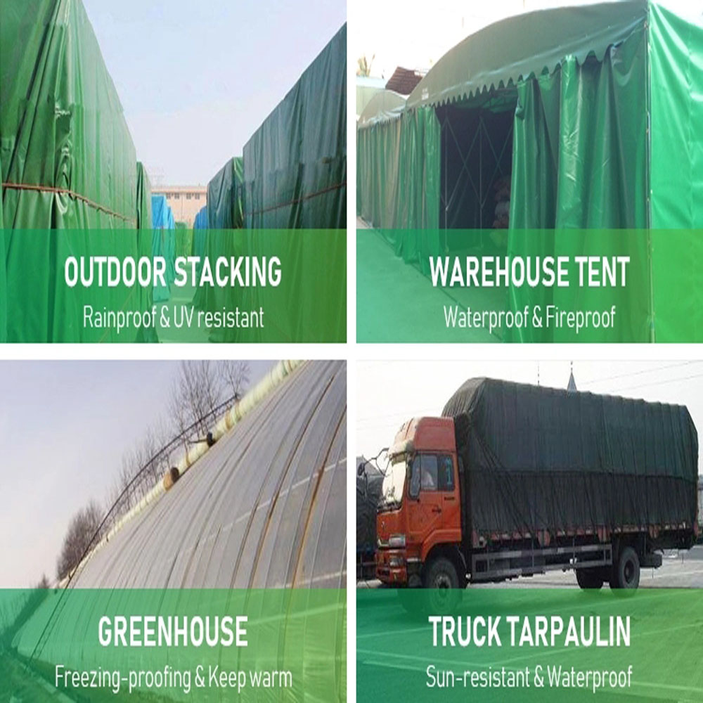 Tarpaulin Cover Application