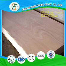 Poplar Core 15mm plywood For Furniture