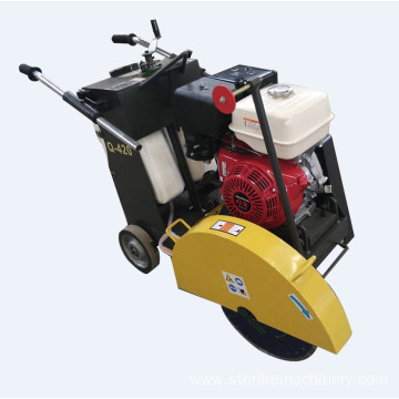 New asphalt concrete groove road cutting machine