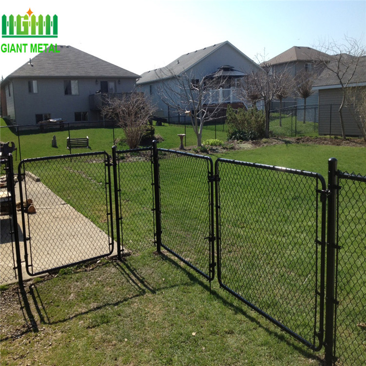 Used Chain Link Fence Gates6
