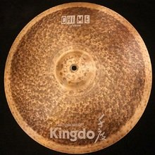 Best Quality for B20 Cymbals,Handmade B20 Cymbals,B20 Crash Cymbal Manufacturers and Suppliers in China B20 Bronze Handmade Cymbals supply to Egypt Factories