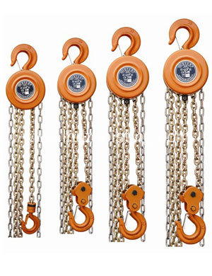 HSZ type  chain block hoist 10ton