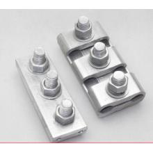China for Aluminium Parallel Groove Clamp Splicing Fitting JB Type Parallel Groove Clamp export to Poland Factory