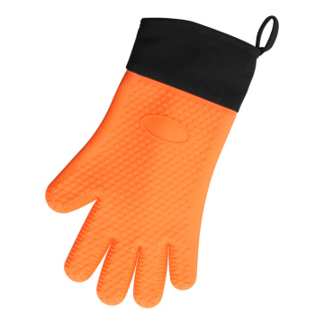 Heat Resistant BBQ Silicone Gloves