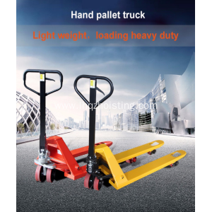 2.5T Capacity Hydraulic Hand Pallet Truck
