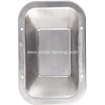 Automatic stainless steel pig drinking bowl water basin