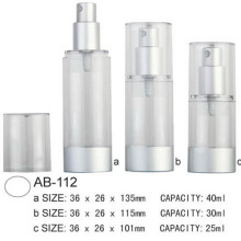 Factory making for Lotion Bottle Airless Lotion Bottle AB-112 export to Barbados Manufacturer