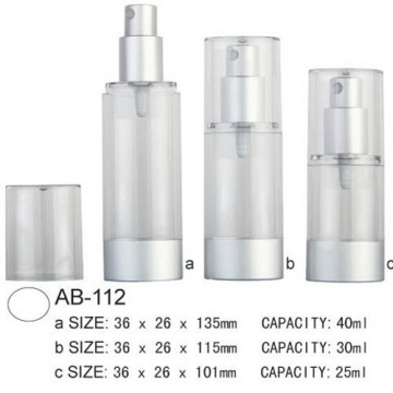 China for Lotion Bottle Airless Lotion Bottle AB-112 supply to Bahrain Manufacturer