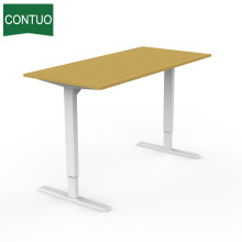 Personlized Products for Height Adjustable Desk Dual Motor Lifting Desk Frame With Metal Legs supply to Turkey Factory