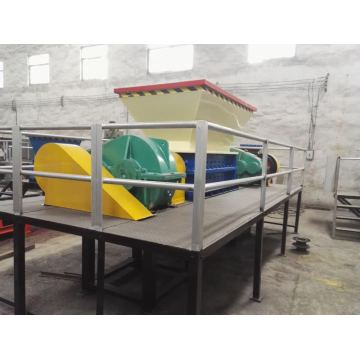 Electronic steel scrap shredder machine for sale