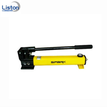 Portable high pressure hydraulic hand oil pumps