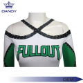 Sérsniðin Long Top Cheer Uniform Varsity