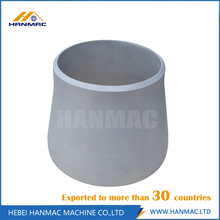ODM for Aluminum Eccentric Reducer Aluminum alloy 1060 ANSI B 16.9 seamless reducer supply to Ghana Manufacturer
