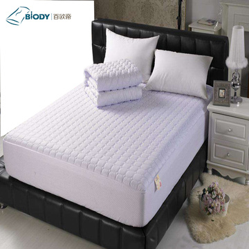 230GSM Coral Fleece Mattress Protector Cover
