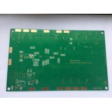 4 layer Blind û bi riya PCB ve tê birrîn