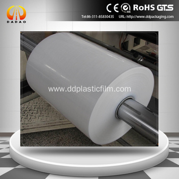 Translucent milk white PET film