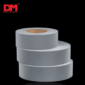retro-coefficient reflective fabric tape