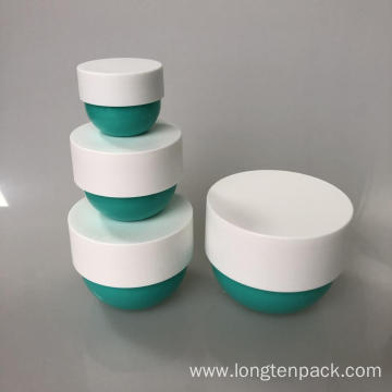 240ml PP jar with cap and line