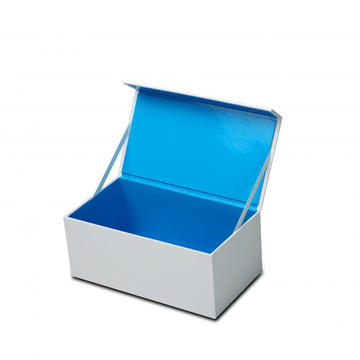 Rigid Gift Boxes With Hinged Lids