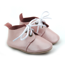 Factory Price for Soft Oxford Shoes Baby New Styles Genuine Leather Quality Oxford Shoes Baby supply to Poland Manufacturers