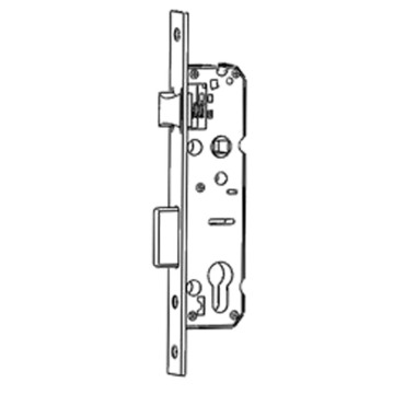 Special Design for Narrow Backset Mortise Lock Narrow backset mortise lock export to Netherlands Wholesale