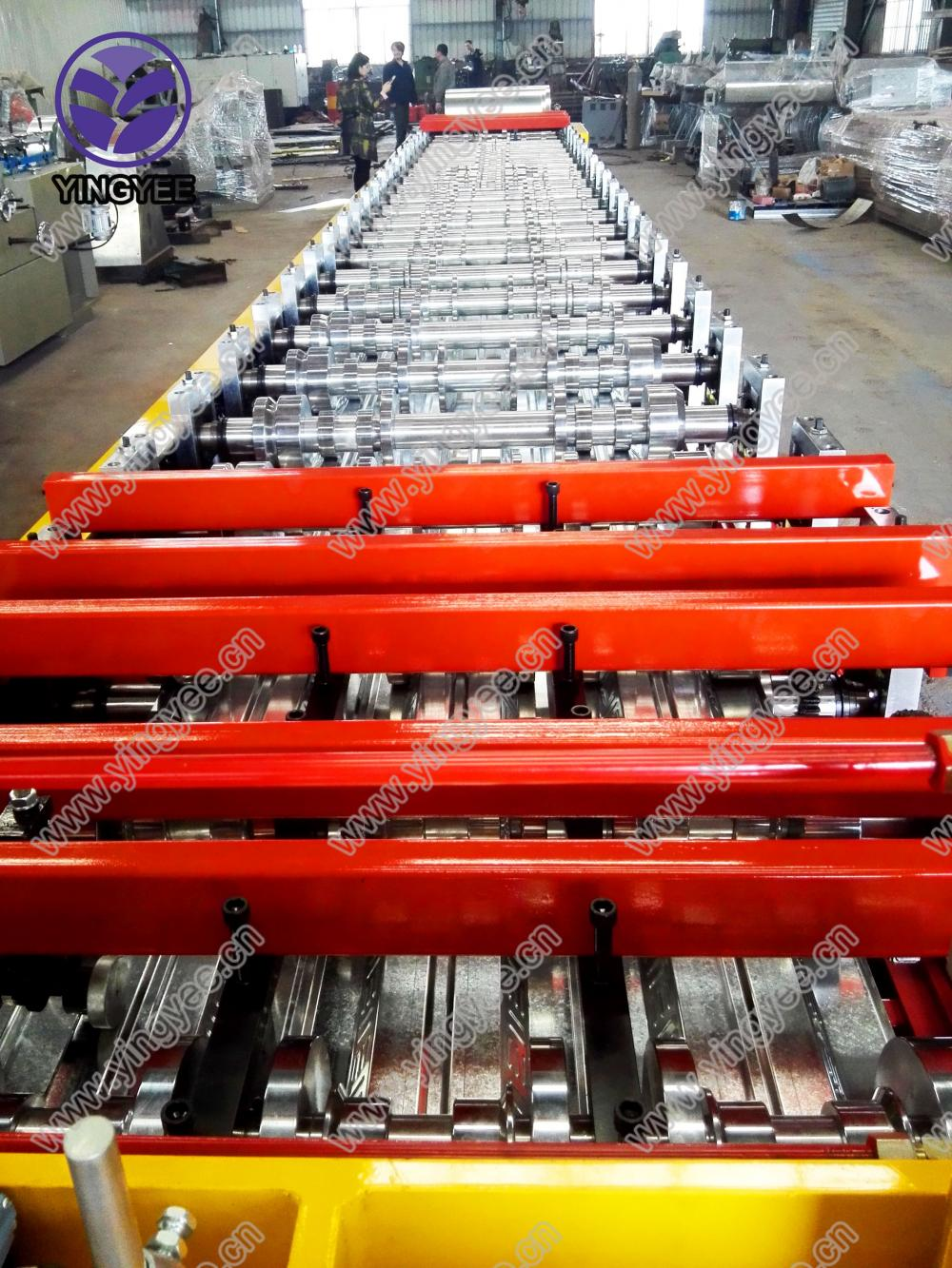 High Quality Deck Roll Forming Machine From Yingyee20