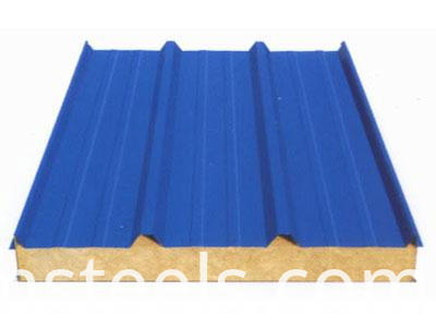 rock wool panel for roof