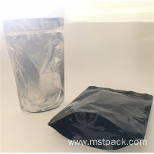 Front Clear Bag Doypack