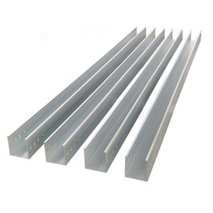Hot sale good quality for Offer Galvanised Cable Tray,Galvanized Steel Cable Tray,Channel Cable Support Tray From China Manufacturer Channel type Steel Cable support tray supply to Afghanistan Factories