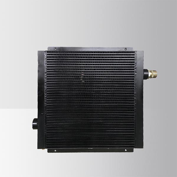Transmission Cooler With Fan