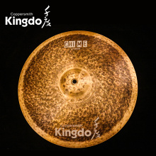 Customized for Crash Cymbals,Percussion Cymbals,Crash Ride Cymbal Manufacturers and Suppliers in China Drum Crash Cymbals 16'' export to Poland Factories