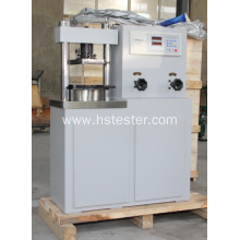 Digital display compression strength testing machine