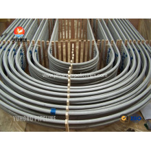 Customized for U Bend Stainless Steel Tube Duplex Steel U Bend Tube ASTM A789 S32750 SAF2507 export to Cuba Exporter
