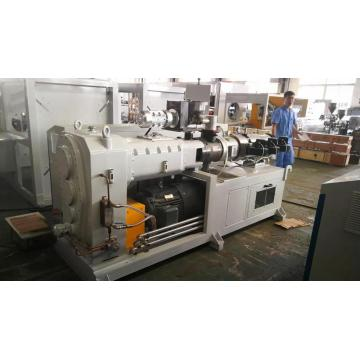 80/156 Conical Twin Screw Extruder