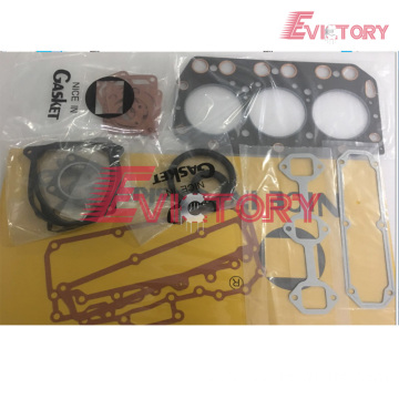 YANMAR 3TN100 cylinder head gasket kit