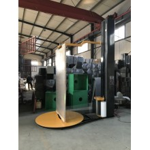 Automatic windows&door stretch wrapping machine