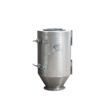 Metal impurities remove machine