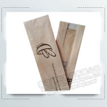 French Baguette Bread Plastic Packaging Bag