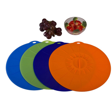 Microwave food cover Silicone Suction Bowl Lids
