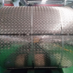 5 bars checkered plate coil 5052 aluminum price in Australia