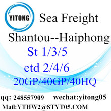 International Shipping Service From Shenzhen to Haiphong