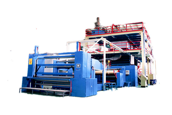 Sms Nonwoven Machine