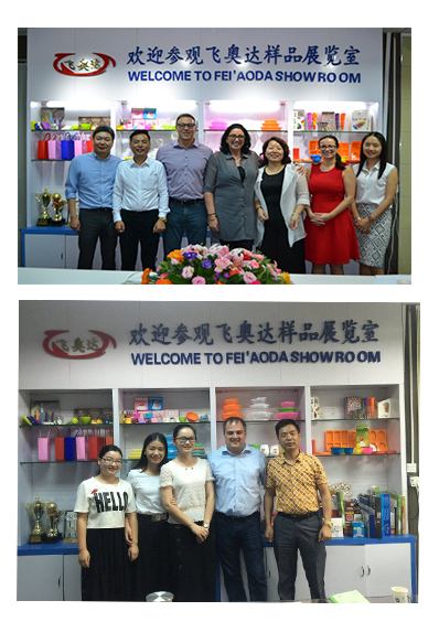 customer visit company