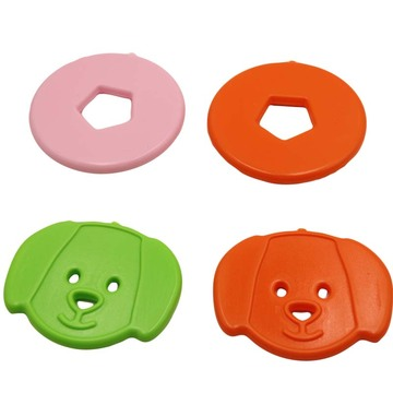 Children Lunch Bag Use Animal Shape Cold Brick