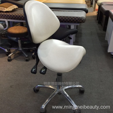 saddle manicure salon master chair
