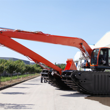 Dual Purpose Excavator Wheel-crawler Excavator Sale