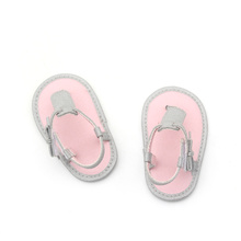 2018 Fashion Barefoot Shoes Handmade Soft Baby Sandals