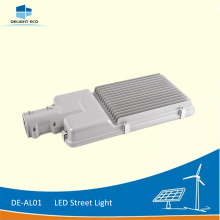 Renewable Design for Ac Led Street Light DELIGHT DE-AL01 80W Aluminum Solar LED Street Light supply to Svalbard and Jan Mayen Islands Factory